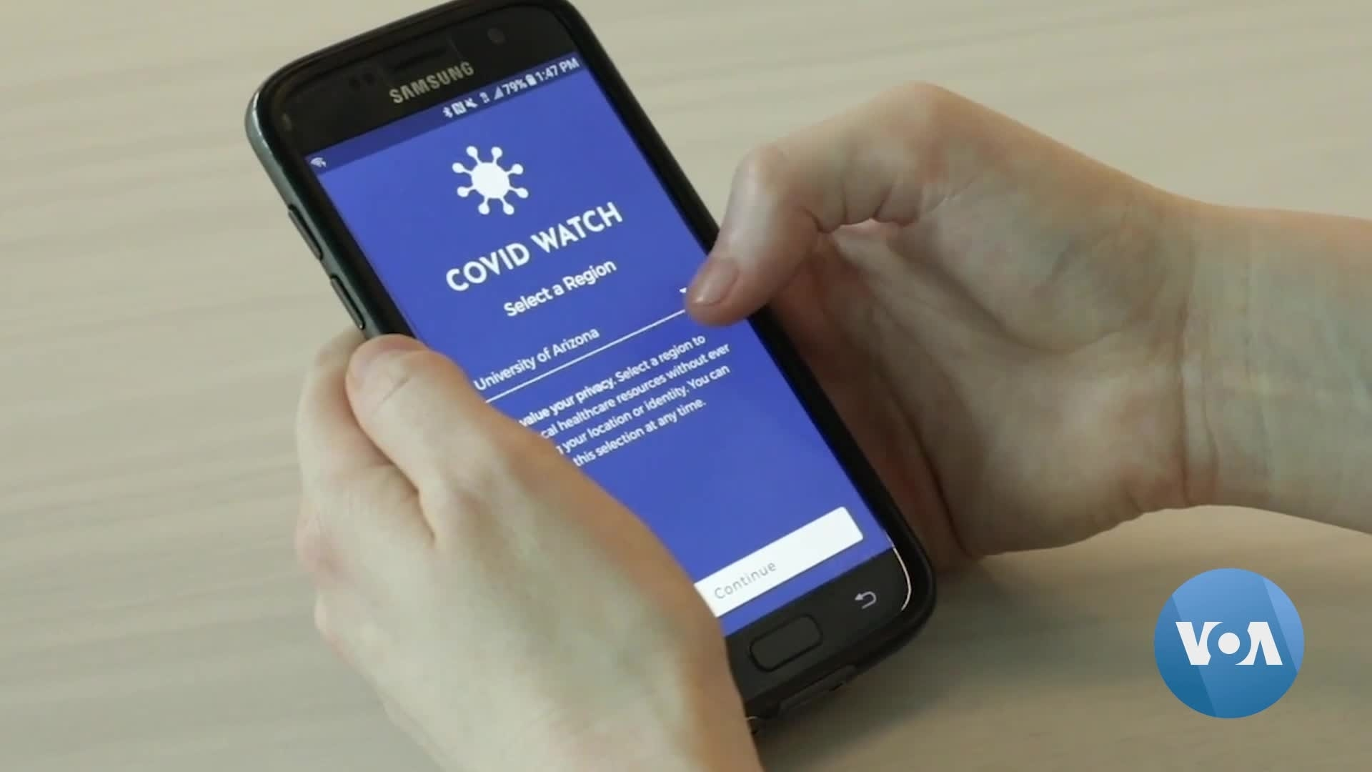 New COVID App Gives Health Officials Dials to Send Tailored Alerts