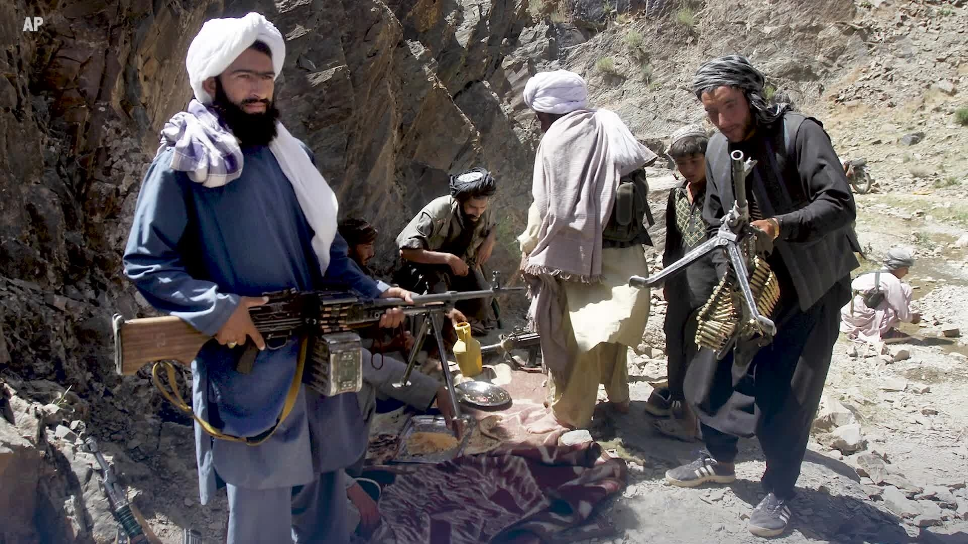 A Look at Taliban Attacks on Election Centers in Afghanistan