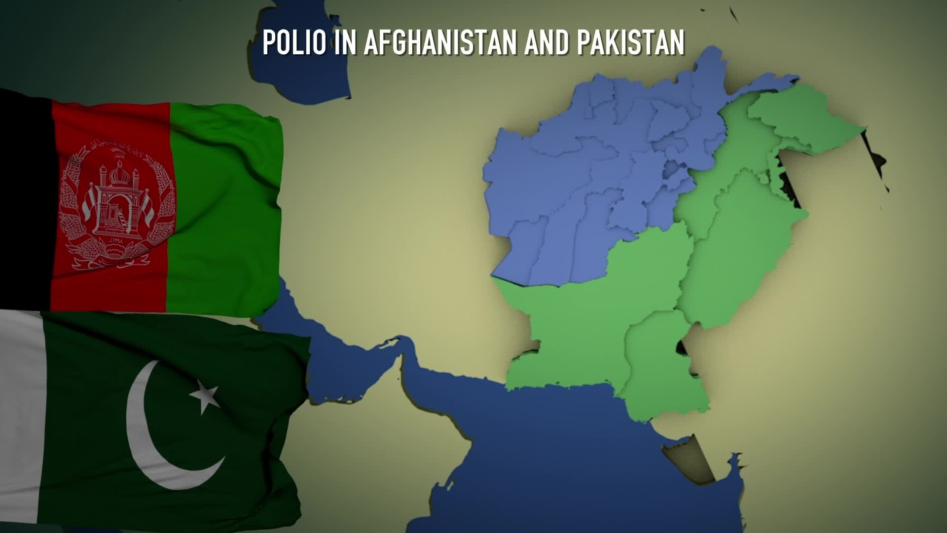Fighting Polio in Pakistan, Afghanistan