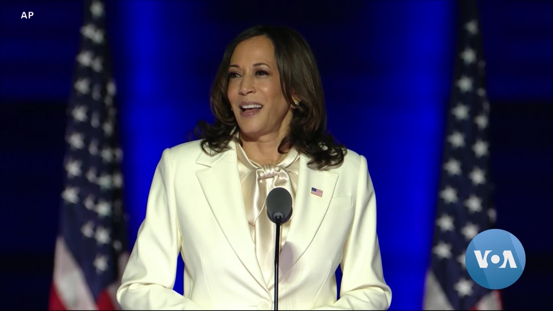 Kamala Harris Makes History Following Rough-and-Tumble of Presidential Campaign