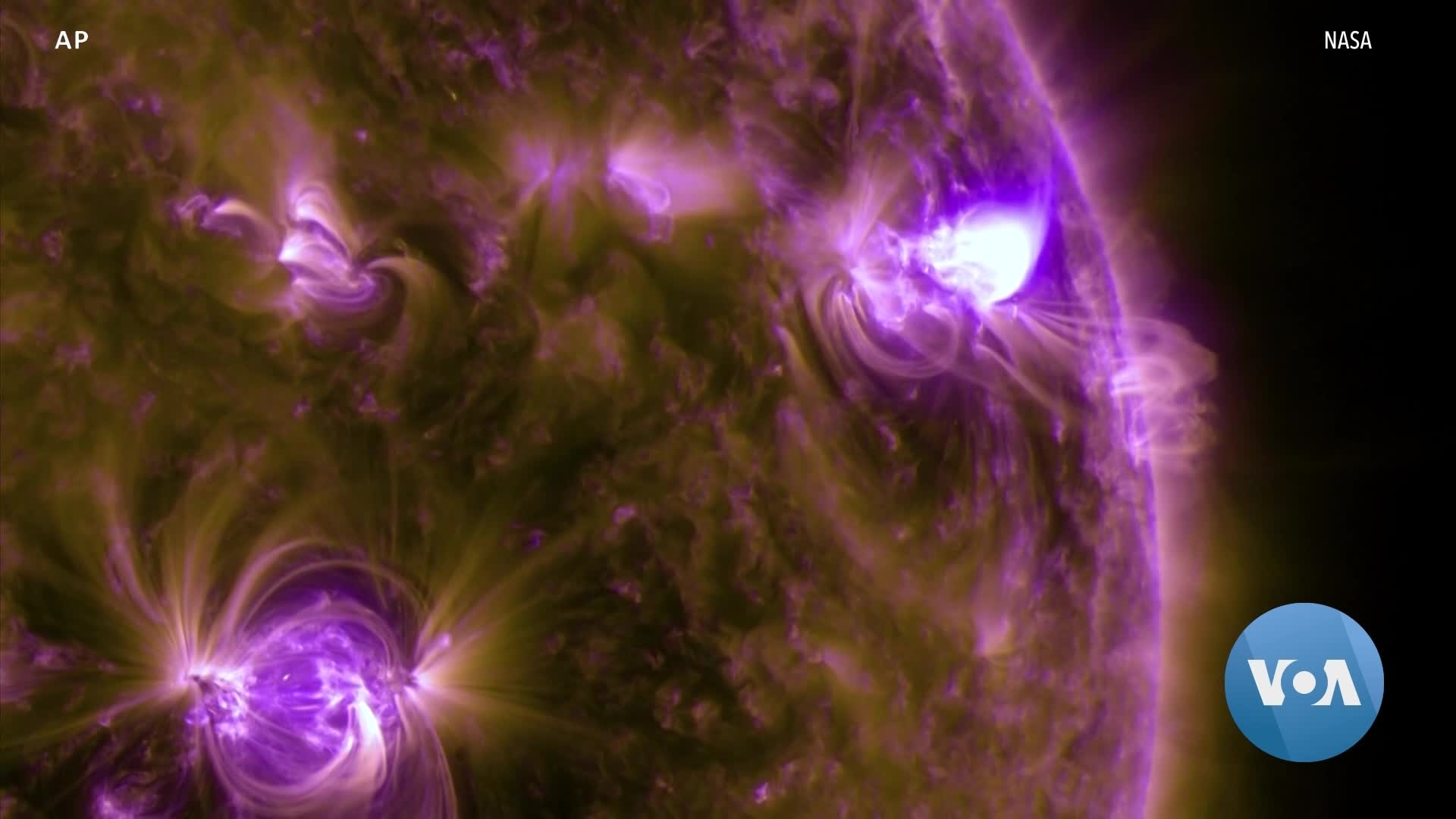 Solar Storms, Massive Arctic Melt, and Next ISS Crew