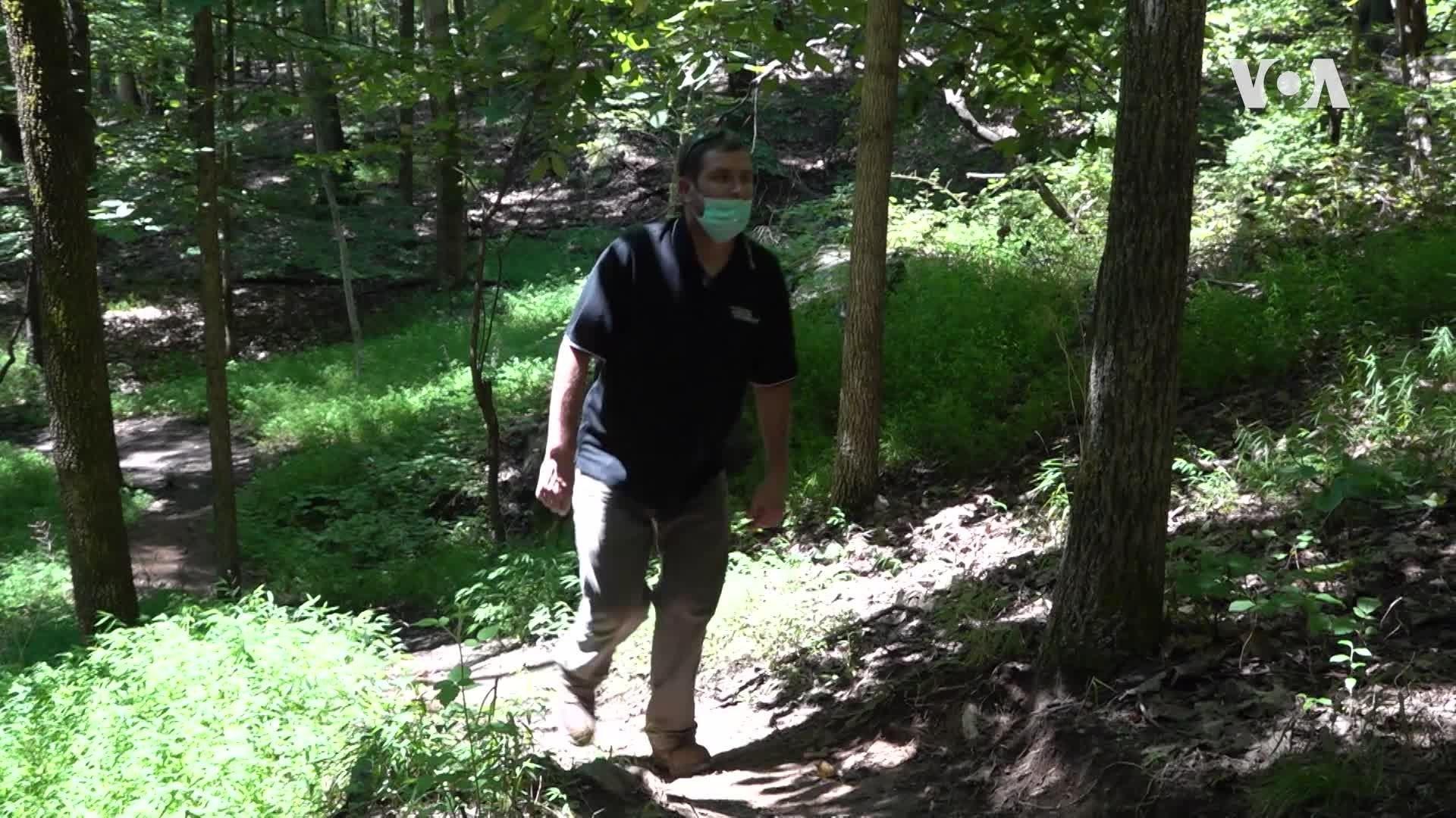 The Outdoors and Covid (VOA Connect Ep 141)
