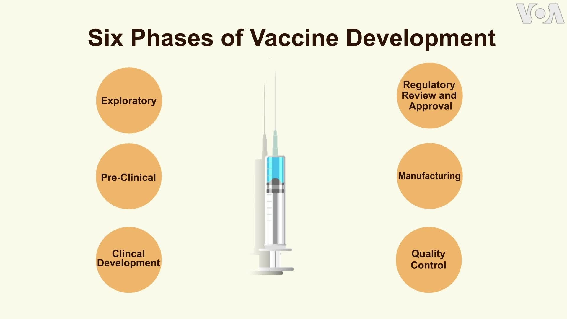 How a Vaccine Gets Made