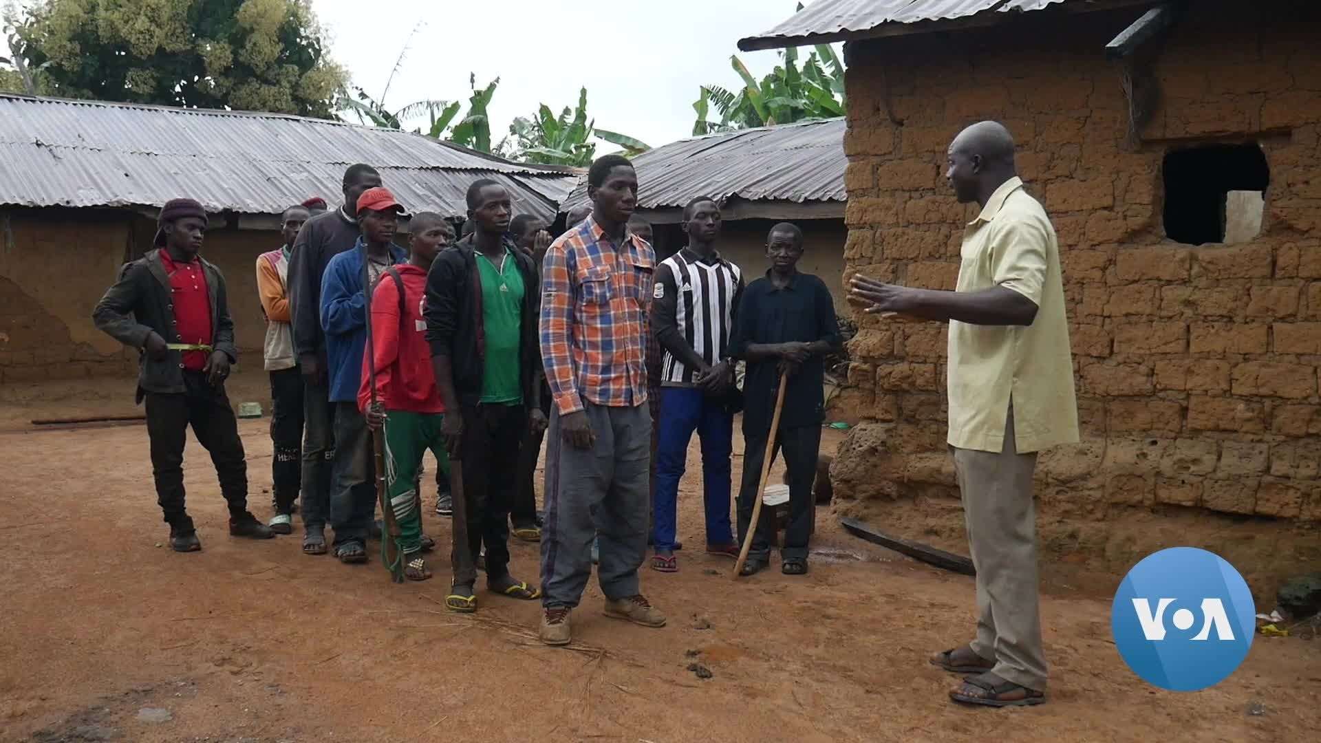 Southern Kaduna Villagers Stand Up to Security Threats, Killings