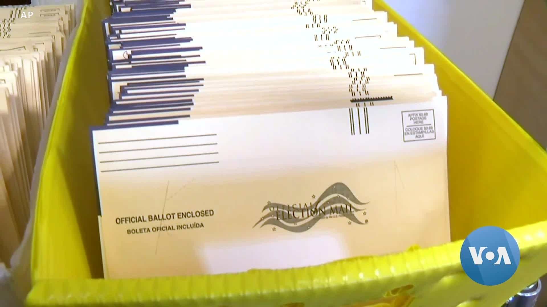 Postal Service Crisis Casts Doubt on Mail-In Voting