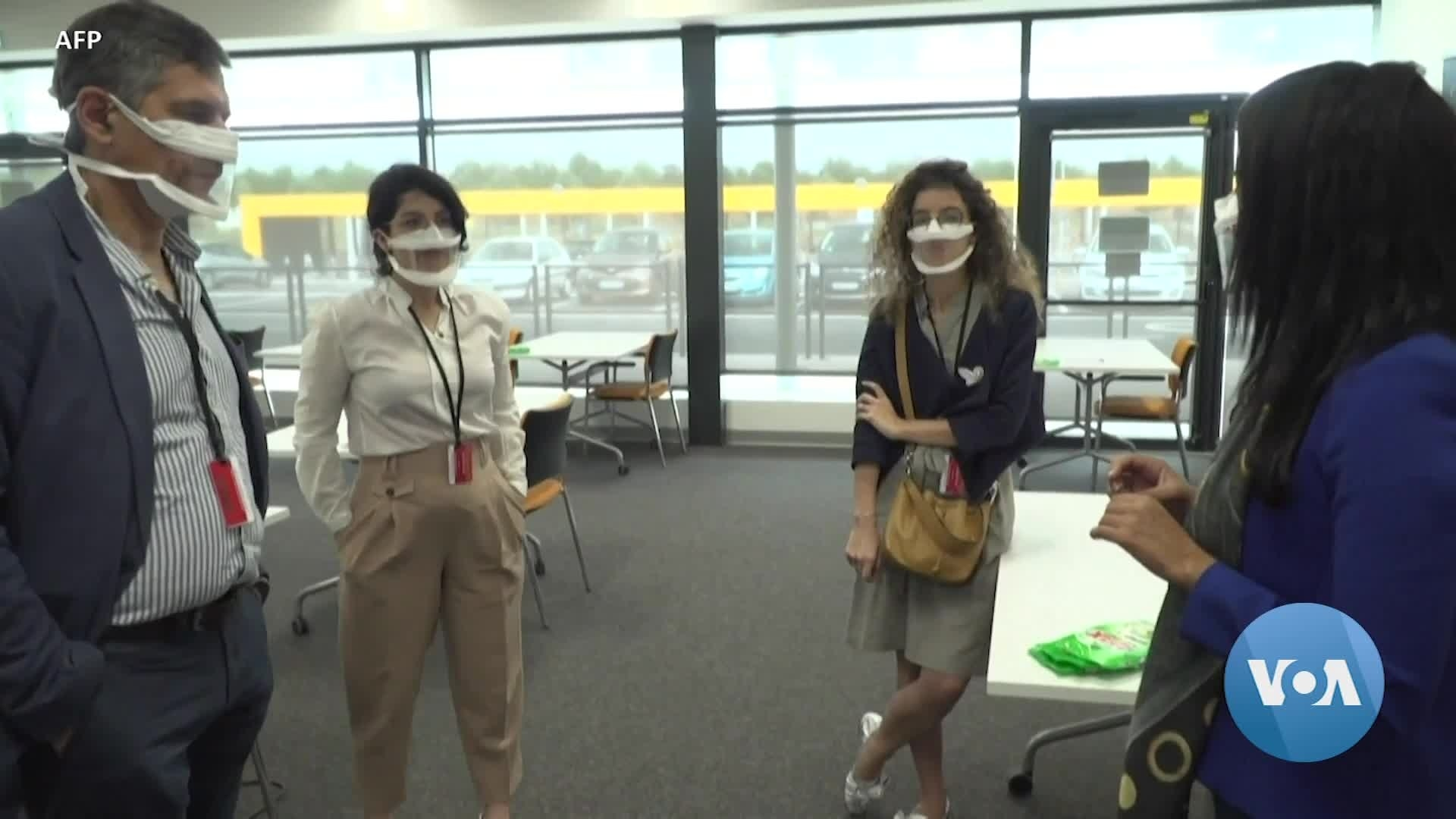 Mandatory Masks Make Life Difficult for Hearing Impaired