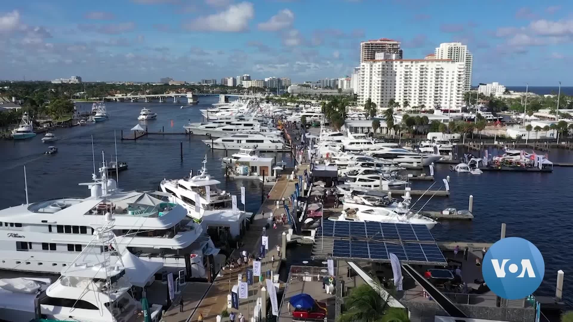 Coronavirus Pandemic Triggers Spike in Florida Boat Sales