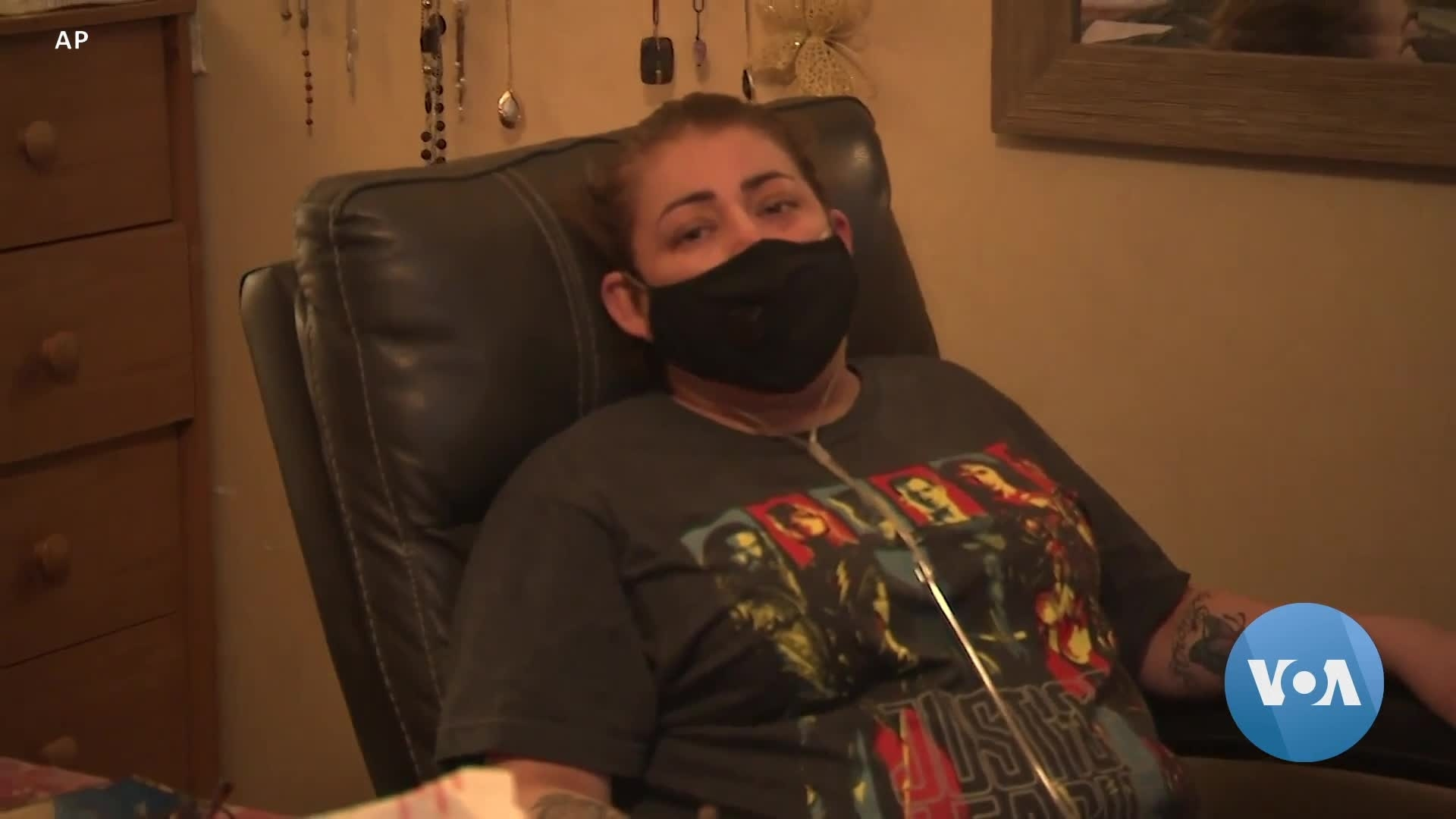 She Lost Her Father to COVID-19, Then She and Her Family Got the Virus