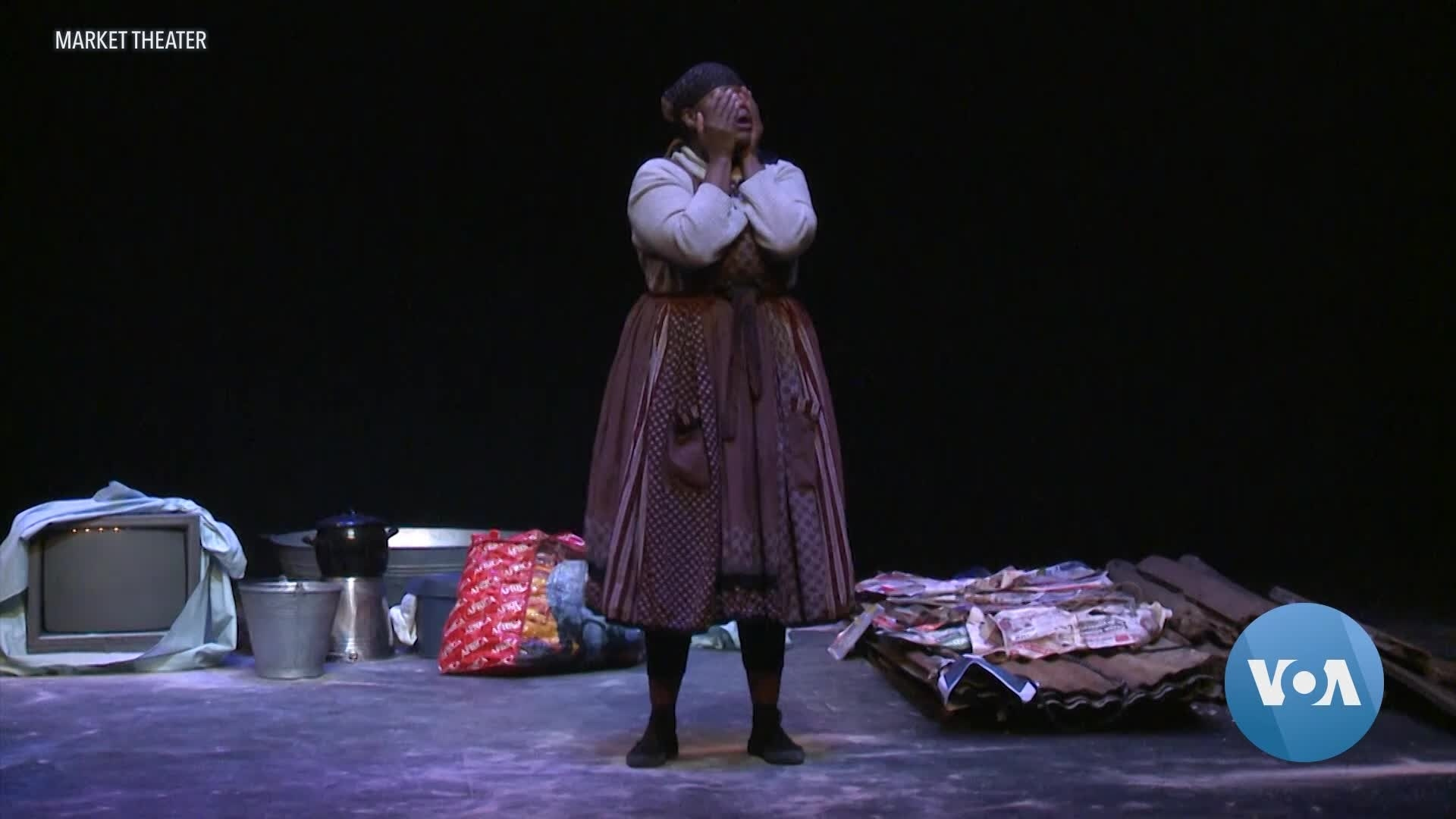 South Africa Theater Puts on a Show For the World with Online Season