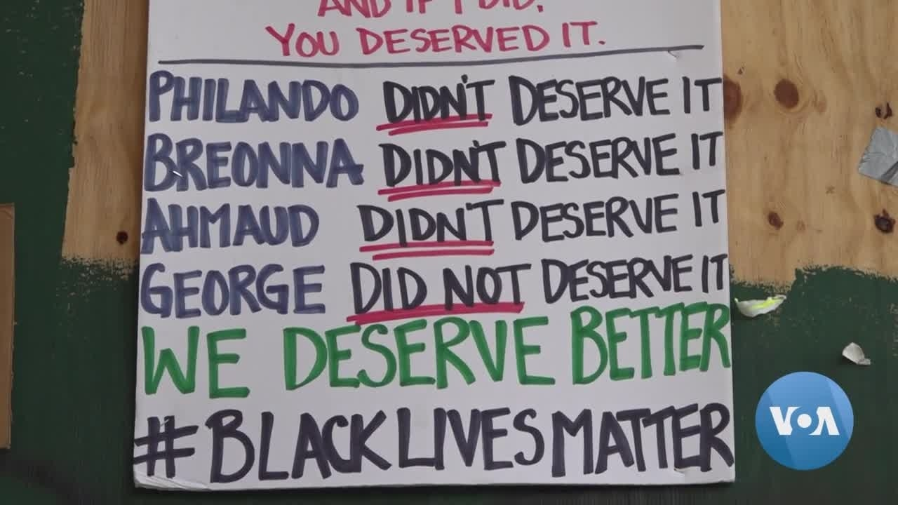 Years of Tragedy, Organizing Fueled George Floyd Protests