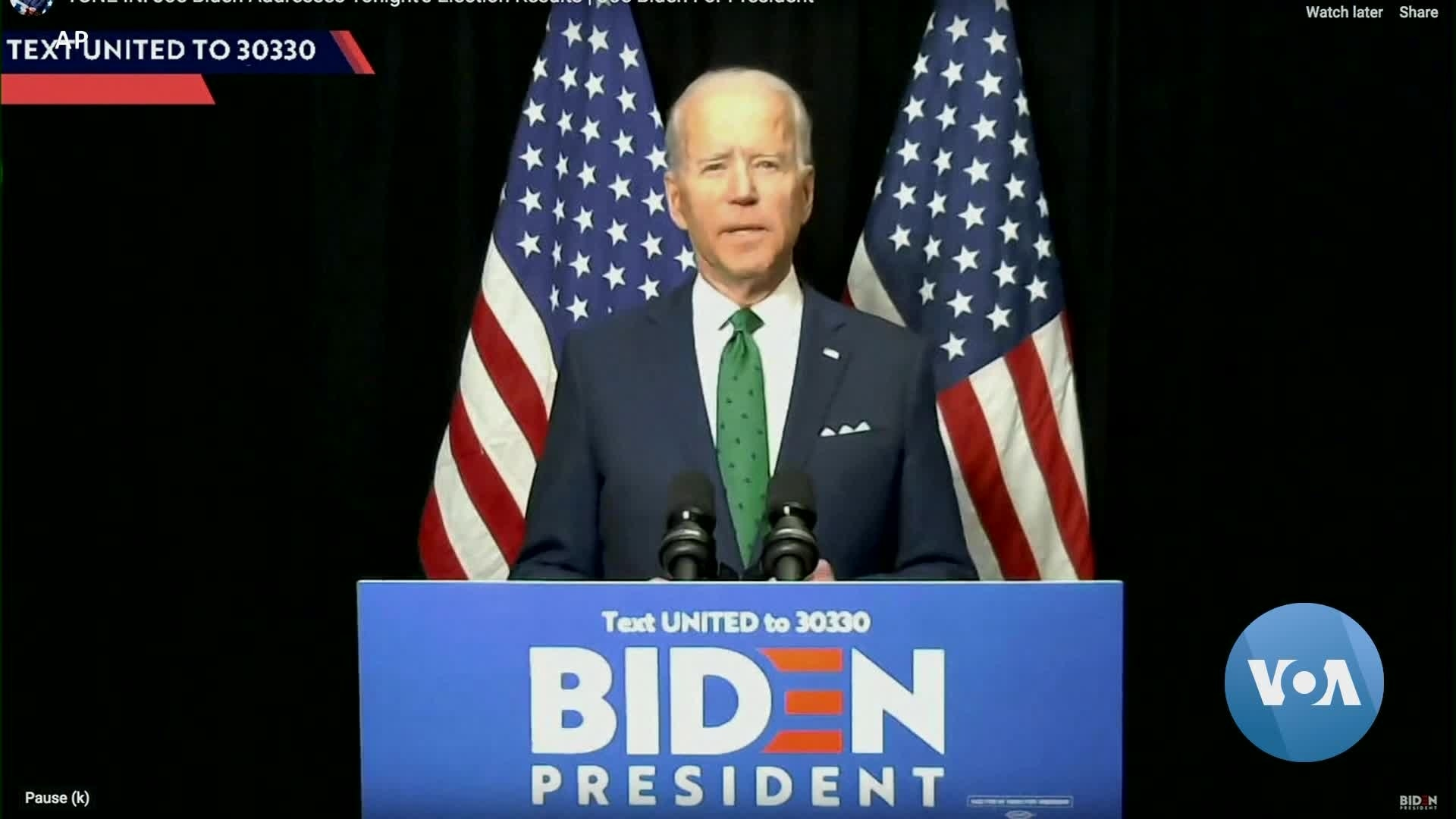 Biden Tightens Grip on Democratic Nomination with 3 More Primary Victories
