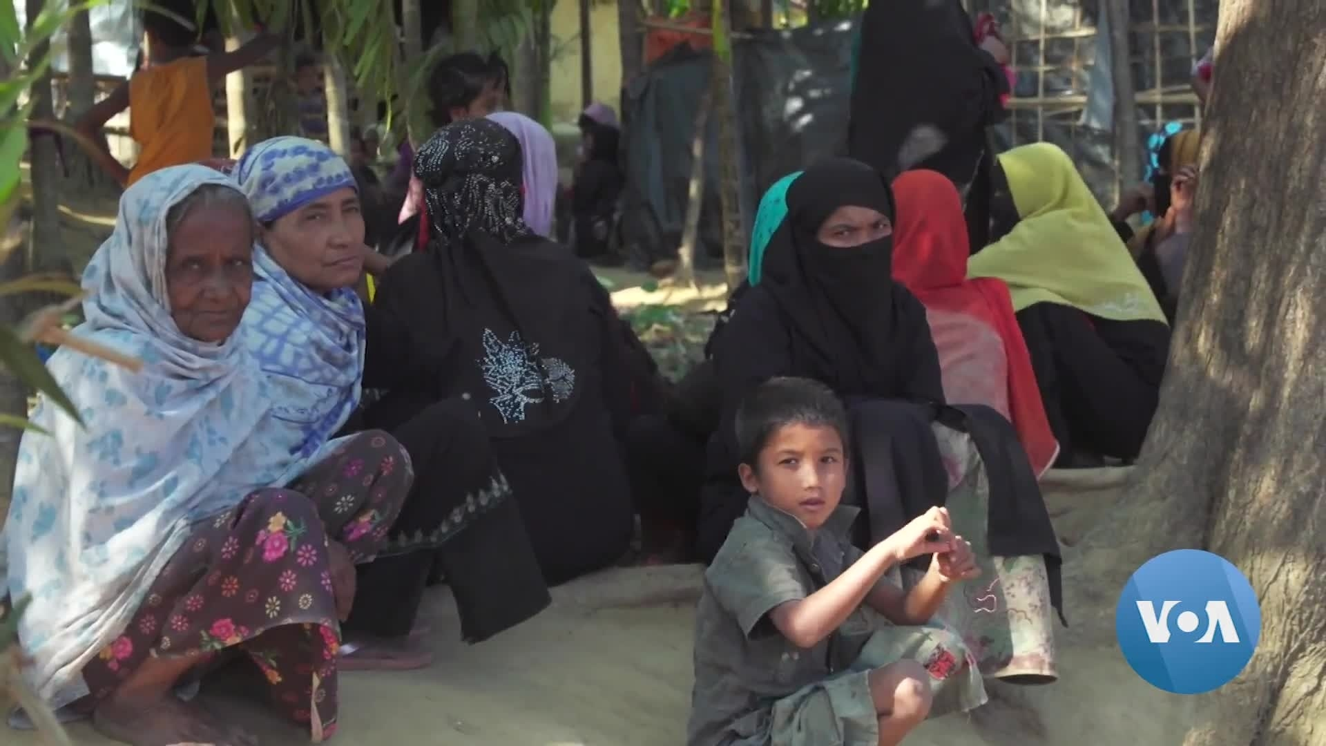 Rohingya Activists Mark 3 Years Since Mass Exodus From Myanmar
