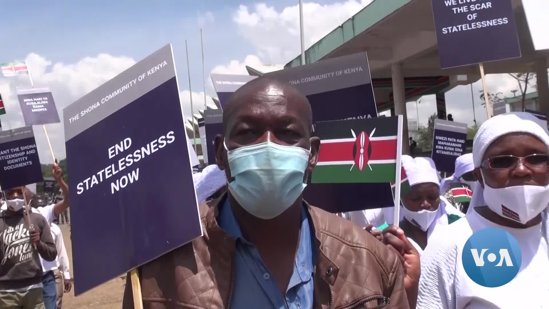 Kenya's Shona Community Fights for State Recognition