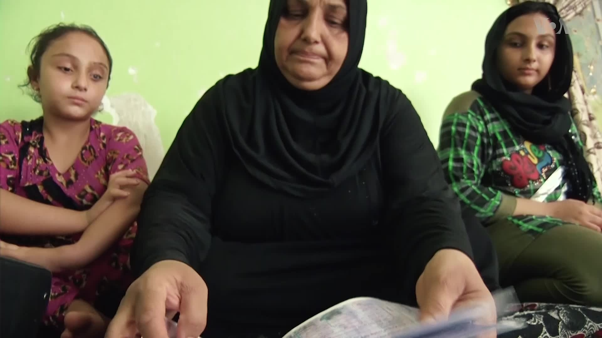 Mosul Family, Disabled by Islamic State War, Struggles With Life