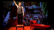 In her memoir and new play, Eve Ensler relates her encounters with rape victims in Congo. (Joan Marcus)