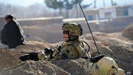 An Australian soldier takes position during a NATO/ISAF joint task force patrol in Mirwais in the southern province of Uruzgan in Afghanistan (File)