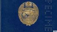 A passport issued by the Democratic  People's Republic of Korea.