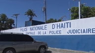Haitian National Police Headquarters in Port-au-Prince, Haiti, Feb. 19, 2019. (Photo: Arthur Jean Pierre)