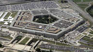 An aerial view of the Pentagon building in Washington, June 15, 2005.