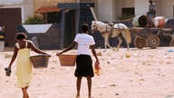 File - At least two-thirds of illiterate adults in Senegal are women.
