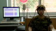 """A Chinese teen receives treatment at an Internet addiction camp in a still from the new documentary """"Web Junkie."""""""