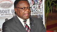 Emannuel Nnadozie of the African Capacity Building (Courtesy ACBF)