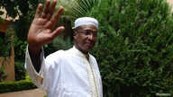 Presidential candidate Aliou Diallo, leader of the Democratic Alliance for Peace (Alliance Democratique pour la Paix, or ADP-MALIBA) Party, is senn at his home in Bamako, Mali, July 31, 2018