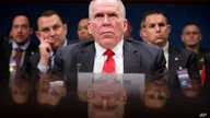 FILE - CIA Director John Brennan appears at a House Intelligence Committee hearing on world wide threats on Capitol Hill in Washington, Thursday, Feb. 25, 2016.