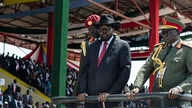 South Sudan Independence Anniversary