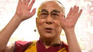 FILE - Tibetan spiritual leader the Dalai Lama, during a visit to Hamburg, Germany.