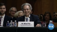 USAGM CEO Nominee Michael Pack confirmation hearing, Sept. 19, 2019.