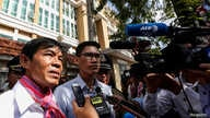 Uon Chhin and Yeang Sothearin, former journalists from the U.S.-funded Radio Free Asia (RFA), who have been charged with…