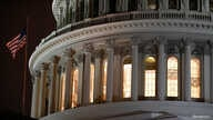The U.S. Capitol Building as seen ahead of a vote on the coronavirus (COVID-19) relief bill on Capitol Hill in Washington, U.S…