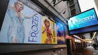 Photo by: John Nacion/STAR MAX/IPx 2020 4/27/20 A view of the Broadway show Frozen in New York City USA during coronavirus…