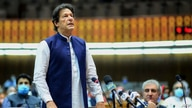 In this handout photograph released by the Pakistan's Press Information Department (PID) and taken on June 25, 2020, Pakistan's…