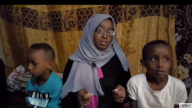 Aayah Mohammed Osman, a teenage Somali refugee, says her family has to chose between hunger and exposure to the virus in Sana'a, Yemen on June 7, 2020  (VOA/Naseh Shaker)