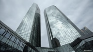 FILE - The Deutsche Bank headquarters are pictured in Frankfurt, Germany, April 25, 2019.