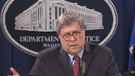 U.S. Attorney General William Barr speaks to reporters about the ongoing protests in the wake of the death in Minneapolis…