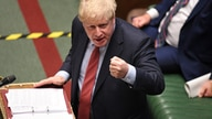 Britain's Prime Minister Boris Johnson speaks during question period at the House of Commons in London, Britain July 8, 2020…