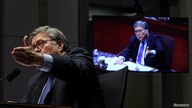 U.S. Attorney General William Barr testifies before the House Judiciary Committee in the Congressional Auditorium at the U.S…