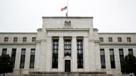 The Federal Reserve building is viewed in Washington, May 22, 2020. Federal Reserve officials last month expressed concerns about the severity of the economic downturn triggered by the coronavirus pandemic.