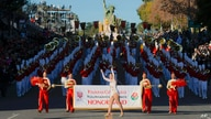FILE - In this  Jan. 1, 2020, file photo, The Pasadena City College marching band performs at the 131st Rose Parade in Pasadena…