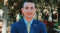 A photo of Cody Steed, a member of College Republicans at Florida Atlantic University.