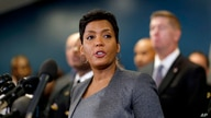 FILE - Atlanta Mayor Keisha Lance Bottoms speaks at a press conference in Atlanta, Georgia, Jan. 4, 2018.