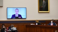 Facebook CEO Mark Zuckerberg testifies remotely during a House Judiciary subcommittee hearing on antitrust, on Capitol Hill, in Washington, July 29, 2020.