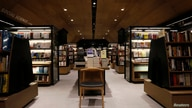 A view shows the Eslite bookstore in Hong Kong August 10, 2012. Taiwanese bookstore Eslite, one of the largest retail bookstore…