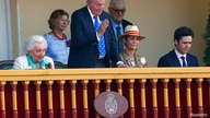 FILE PHOTO: Former Spanish King Juan Carlos attends a bullfighting at the bullring in Aranjuez, Spain, June 2, 2019. REUTERS…