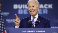 FILE - Democratic presidential candidate and former Vice President Joe Biden speaks about his plans to combat racial inequality at a campaign event in Wilmington, Delaware, U.S., July 28, 2020.