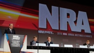 National Rifle Association Executive Vice President Wayne LaPierre speaks at the NRA Annual Meeting of Members in Indianapolis,…