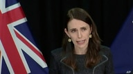 In this image from a video, New Zealand Prime Minister Jacinda Ardern speaks at a news conference in Wellington, New Zealand, Aug. 11, 2020.